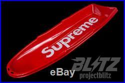 Supreme Sled Red Fw17 2017 Accessory Box Logo Snow