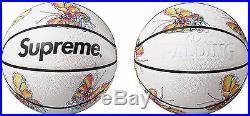 Supreme/Spalding Gonz Butterfly Basketball Bogo box logo Gucci mane