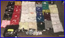 Supreme Tee Collection Size Large 43 Pieces Rare Limited Box Logo