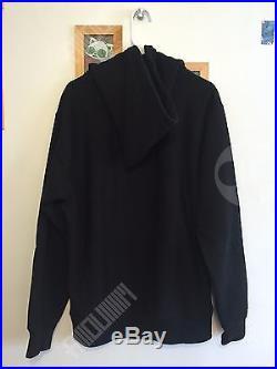 Supreme Tonal Box Logo Hoodie BLACK (XL)