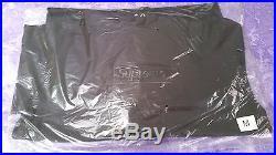 Supreme Tonal Box Logo Pullover Hoodie Black Sz Medium F/W 2014 Sold Out Bogo