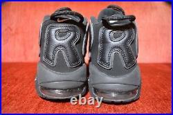 Supreme Uptempo Size 8 black suptempo cdg tnf rare box logo ds AirMax 902290 001
