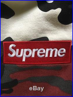 Supreme Urban Camo Box Logo Hoodie