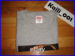 Supreme Vienna Shirt XL Grey Box Logo PCL CDG Moss 3-6 Pocket Kermit B