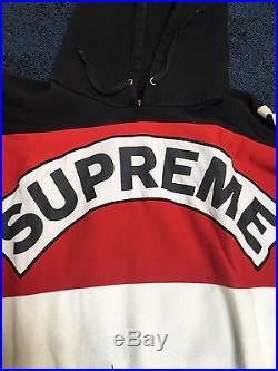 Supreme Vintage Box Logo Run DMc
