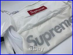 Supreme Waist Bag Fanny Pack Shoulder Bag Box Logo Black White Red Mens New FW17