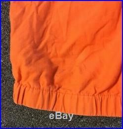Supreme Work Cargo Pants 32 Orange F Cking Awesome Box Logo Polo Sport