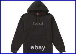 Supreme X Kaws Chalk Box Logo Hooded Sweatshirt XL PRE-ORDER