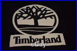 Supreme X Timberland Sweatshirt Hoodie Black Size Large Box Logo Black Nas