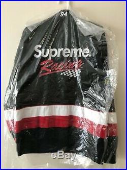 Supreme X Wise Racing Jacket Frank Ocean CDG PCL Box Logo