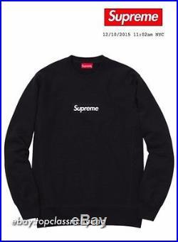 Supreme box logo crewneck black grey pink red camo SIZE M MEDIUM RARE RAREST