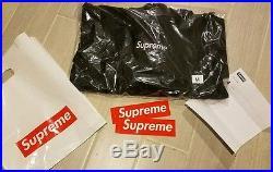 Supreme box logo hoodie FW16 NWT & receipt Black Medium