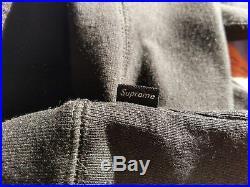 Supreme box logo hoodie FW17