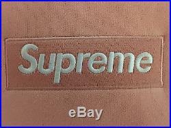 Supreme box logo hoodie Size m