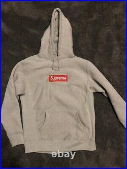 Supreme box logo hoodie (medium)