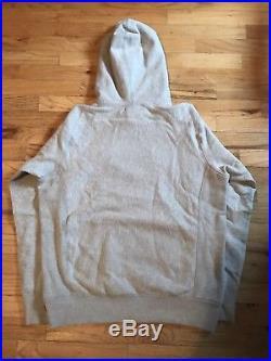 Supreme box logo hoodie size medium