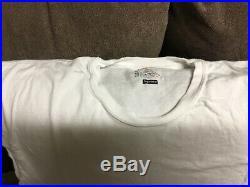 Supreme mens hoodie, and tee shirts small box logo plain tee lot of 5 EUC LARGE