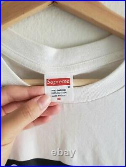 Supreme paris box logo t shirt