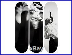 Supreme robert longo decks Set Of 2 Hirst Kaws Condo Skateboard Box Logo