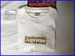 Supreme x Bape Box Logo Tee Size Large