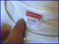 Supreme x Bape Box Logo Tee Size X-Large rare ss16
