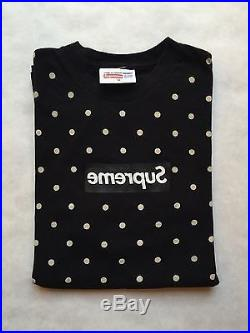 Supreme x Comme Des Garcons Box Logo Tee M cdg taxi driver pcl yankees morrissey