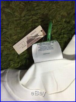 Supreme x Comme Des Garcons Split Box Logo CDG Bogo Tee White Medium FW18 StockX