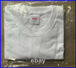Supreme x Emilio Pucci Box Logo Tee White / Dusty Pink Size Large T-Shirt