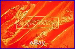 Supreme x KAWS Box Logo Hoodie bogo S/S 2011 sz L RED