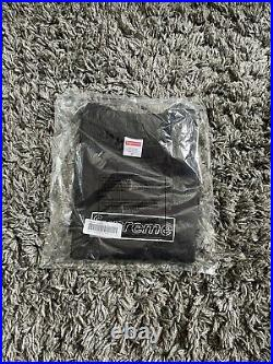 Supreme x Kaws Chalk Box Logo Tee Black Brand New Size XL (FAST SHIPPING)