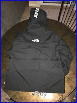 Supreme x The North Face Steep Tech Jacket SS16 Black Medium RARE box logo vtg