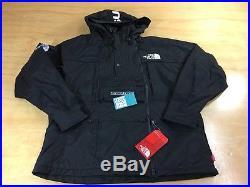 Supreme x The North Face TNF Steep Tech Snow Shell Jacket SS16 Black Box Logo