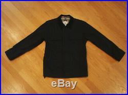 Supreme x Visvim Black Tradesman Jacket XL X-Large Box Logo Rare