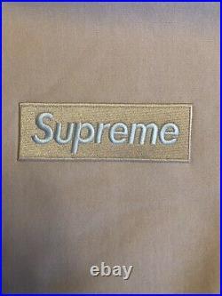 UA Supreme Peach Box Logo Hoodie (Size XL)
