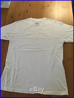 Used Supreme Japan Box Logo Tee Black M Medium Shirt Rising Sun
