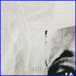 Vintage Barbara Kruger Williwear Rap Tee Supreme Box Logo T Shirt Size XL