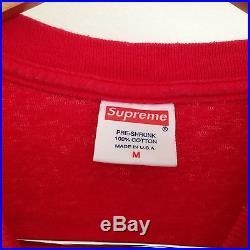 Vintage Supreme Ronnie Spector Tee T-shirt Box Logo Kate Camp Moss Cap Fw 2009